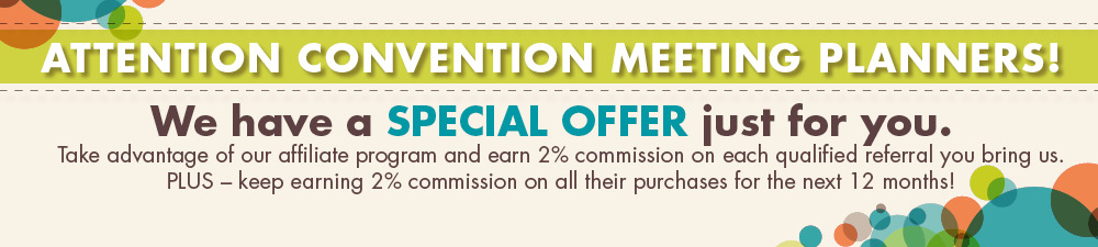 San Diego Convention Printing Special Offer